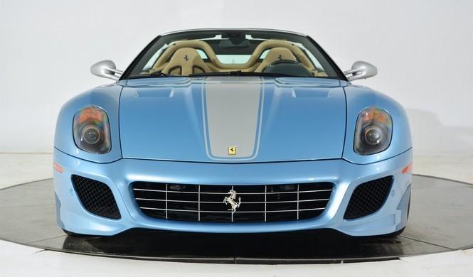 Ferrari 599 SA Aperta a subasta