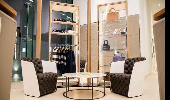 El showroom de Bentley en Dubai