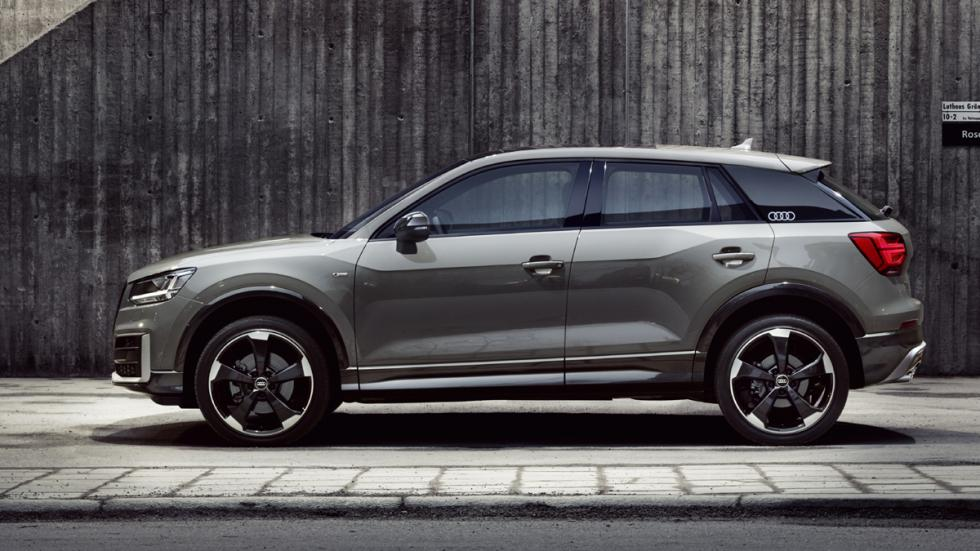 Audi Q2 Edition #1 lateral