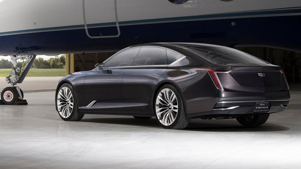 Cadillac Escala Concept zaga