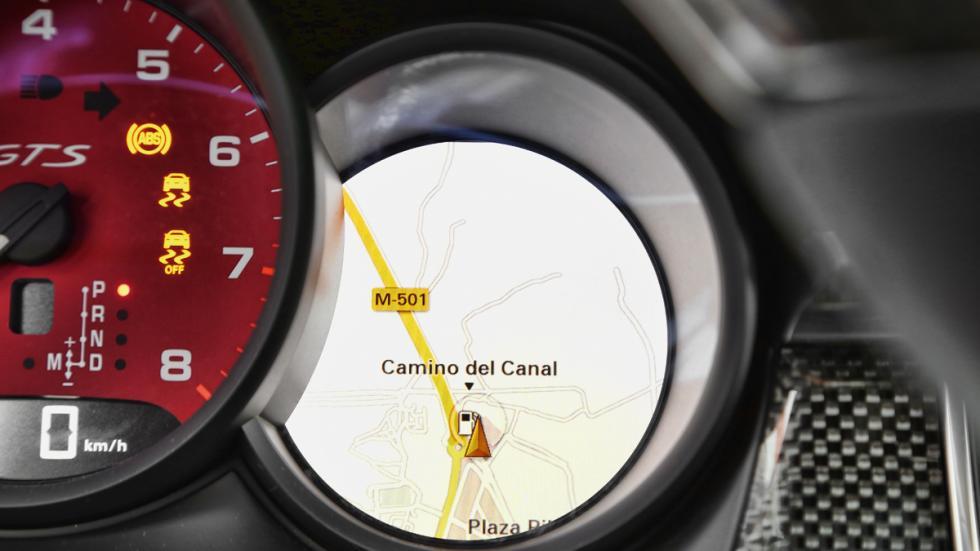 Prueba Porsche Macan GTS relojes