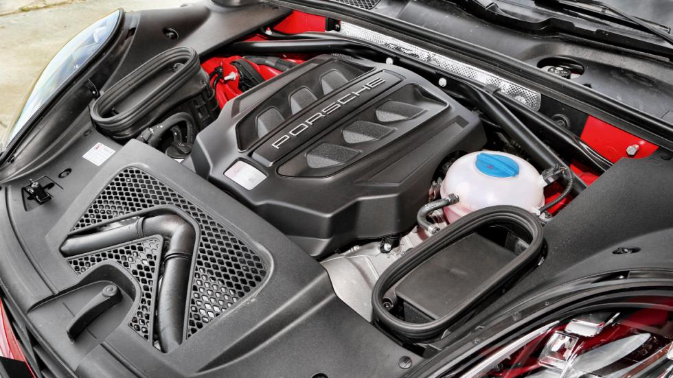 Prueba Porsche Macan GTS motor