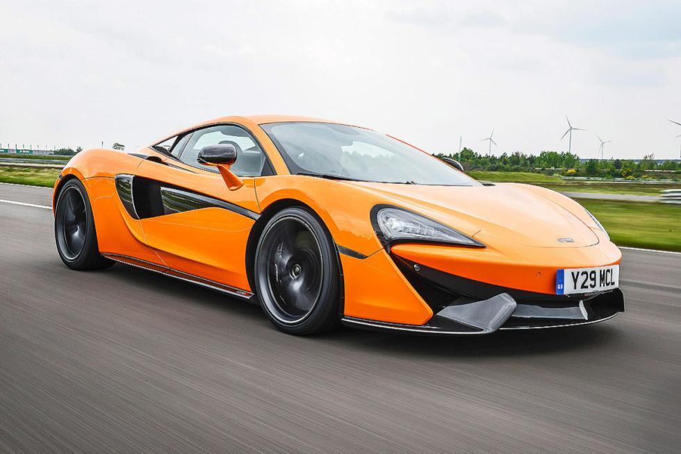 Comparativa:Audi R8 V10 Plus/McLaren 570S/Porsche 911 Turbo