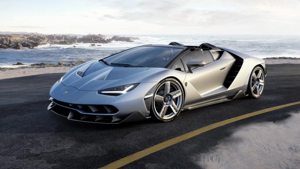Lamborghini Centenario Roadster morro