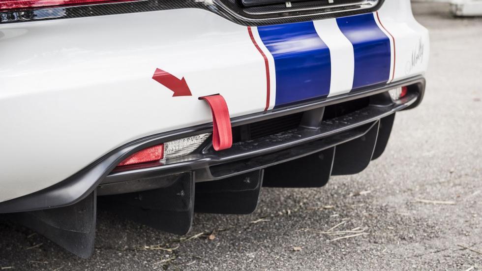 Dodge Viper ACR Geiger paragolpes