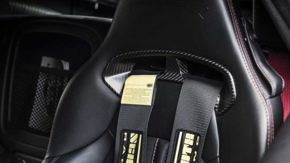 Dodge Viper ACR Geiger arneses
