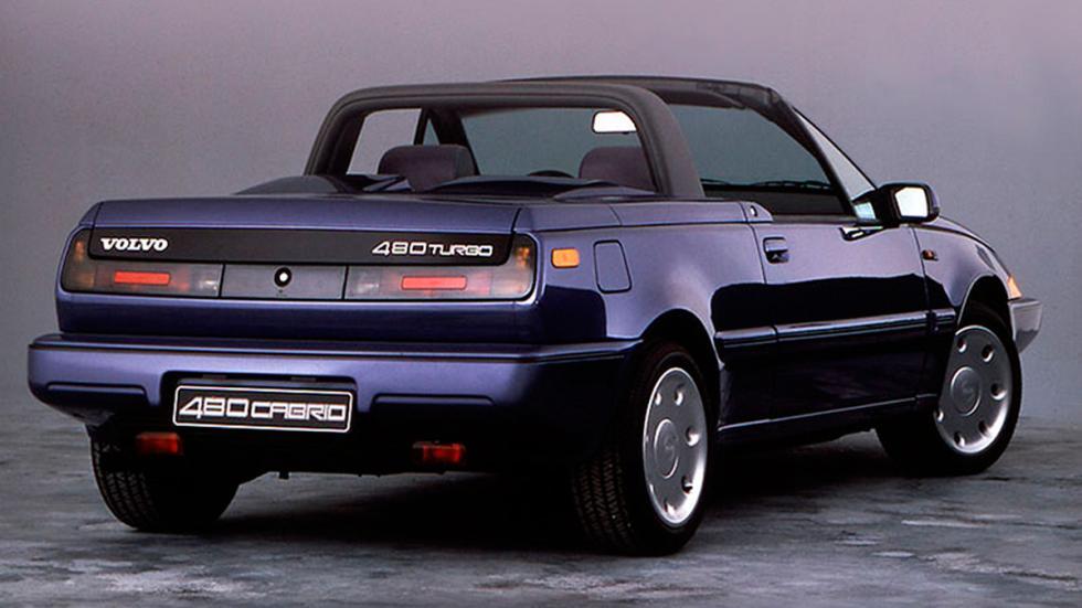 Volvo 480 Turbo Cabrio