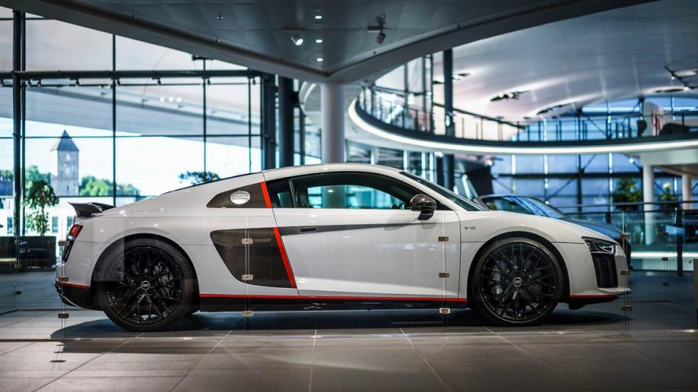 Audi R8 V10 plus 'Selection 24h' lateral