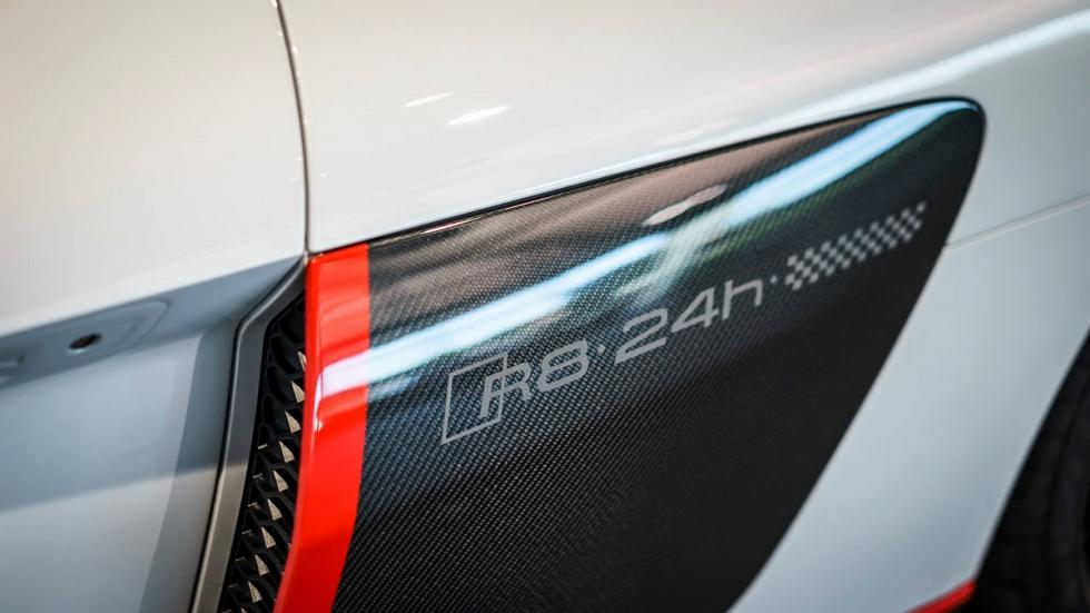 Audi R8 V10 plus 'Selection 24h' detalle