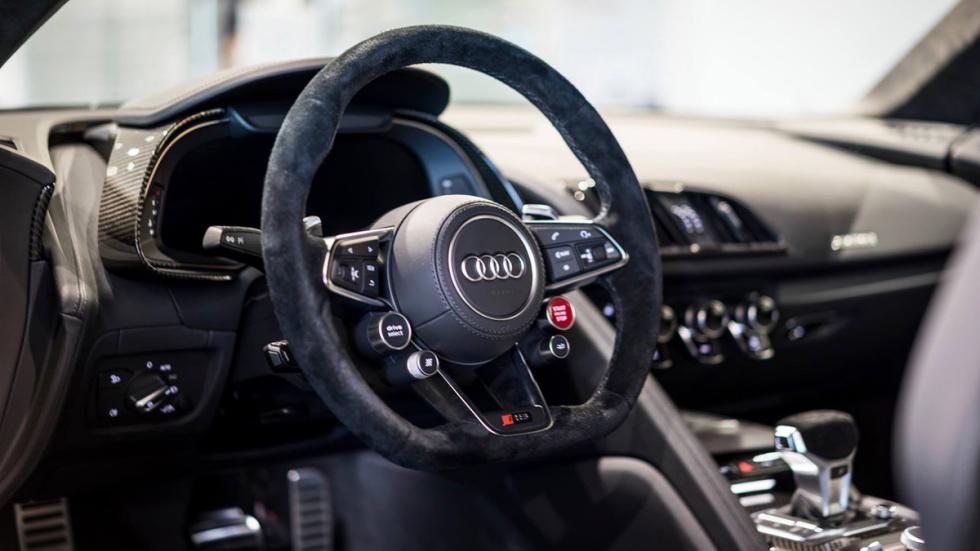 Audi R8 V10 plus 'Selection 24h' salpicadero