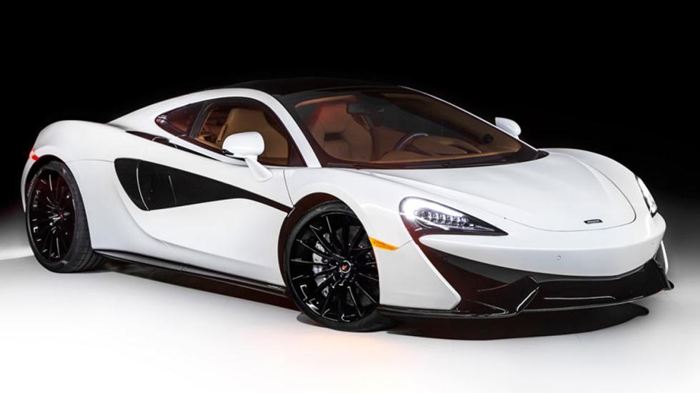 McLaren 570GT MSO Concept delantera