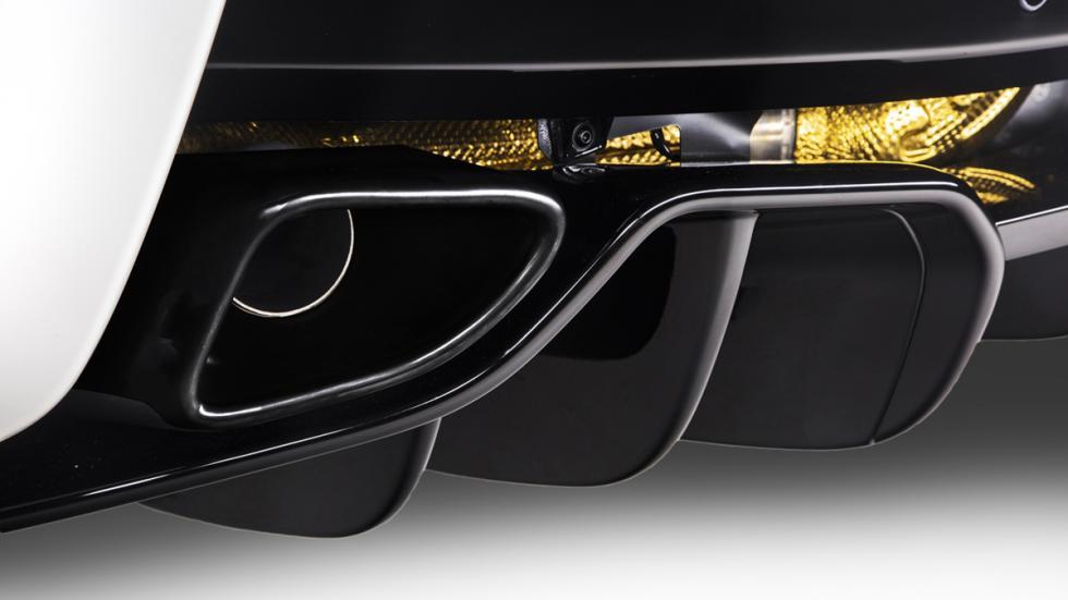 McLaren 570GT MSO Concept oro