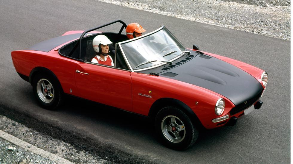 Abarth Fiat 124 Spider