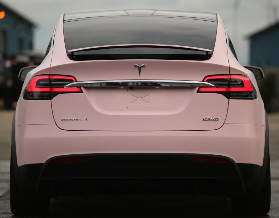 Verity Tesla Model X