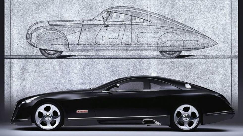 Maybach Exelero 2005
