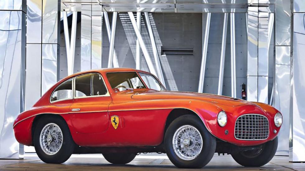 coches-más-caros-subastados-monterey-Ferrari-166-MM-Berlinetta-1950