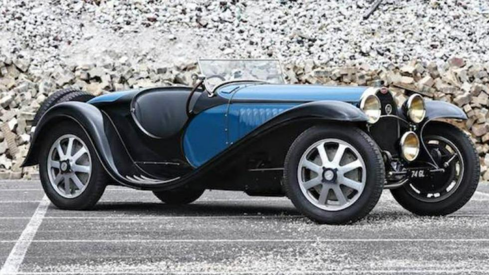 coches-más-caros-subastados-monterey-Bugatti-Type-55-Roadster-1932