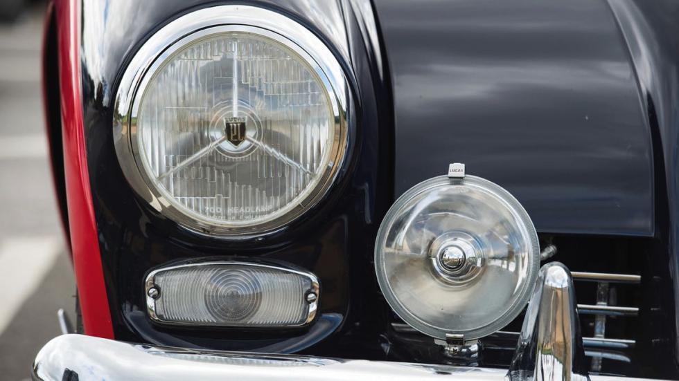 Morgan Plus 4 1964 faro