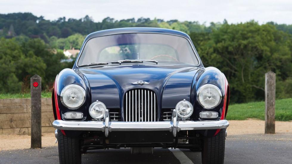 Morgan Plus 4 1964 frontal