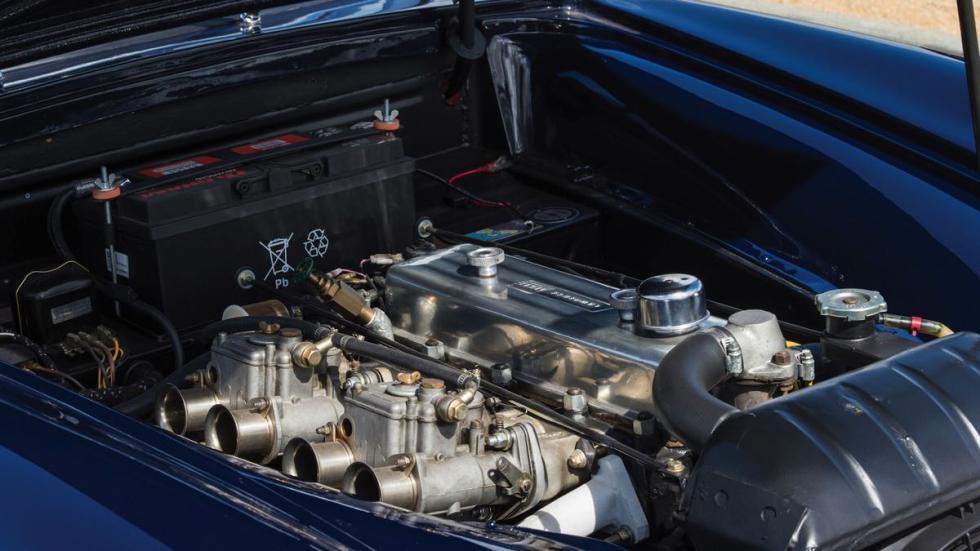 Morgan Plus 4 1964 motor