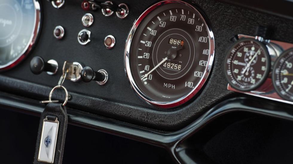 Morgan Plus 4 1964 relojes
