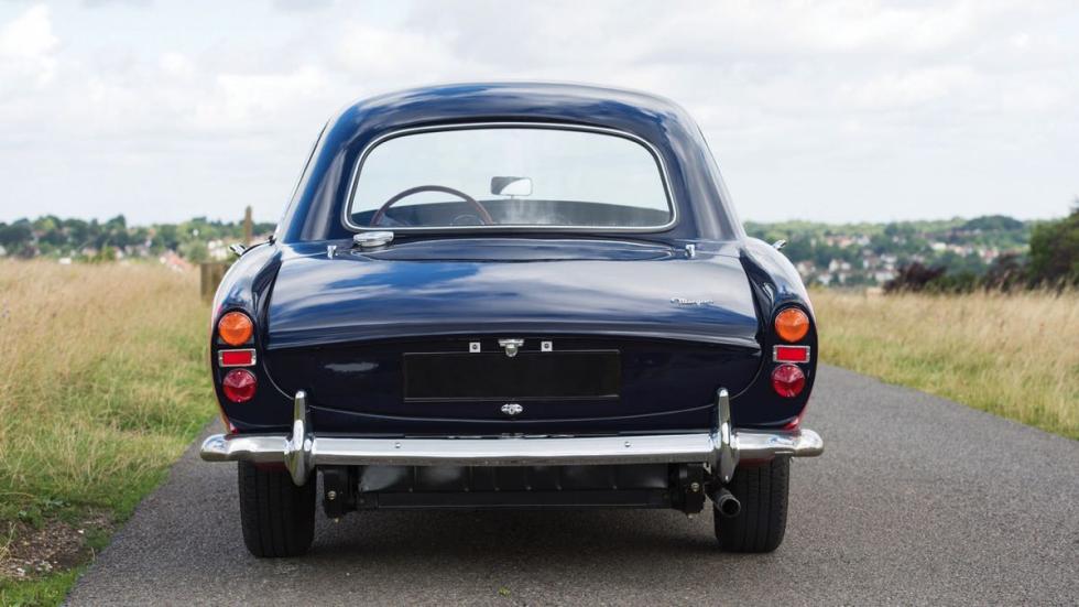 Morgan Plus 4 1964 trasera