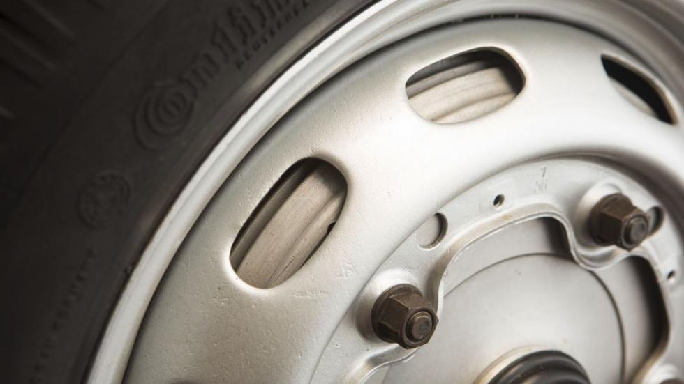 Porsche 550 RS Spyder rueda