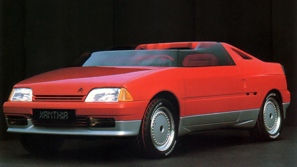 Citroën Xanthia Concept