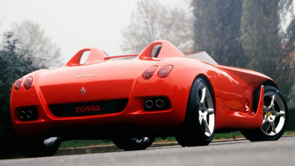 Ferrari Rossa Concept 2000