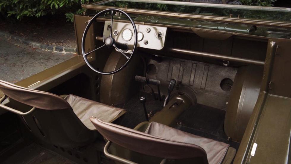 Porsche 597 Jagdawagen 4x4 de 1957