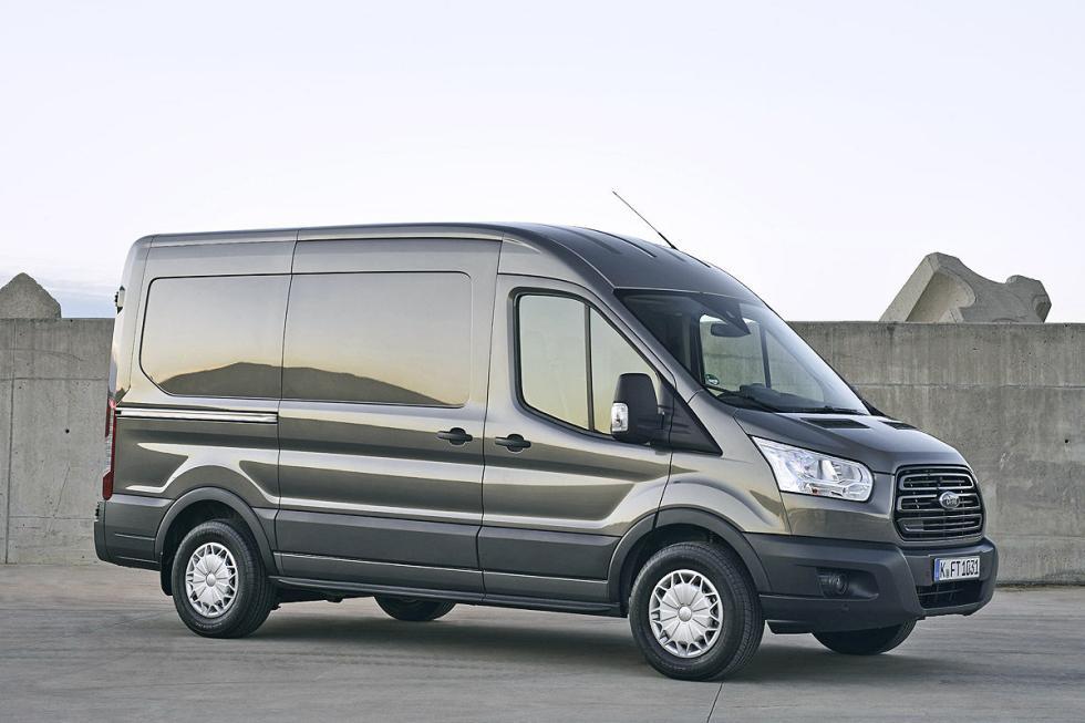 Prueba: Ford Transit facelift 2016