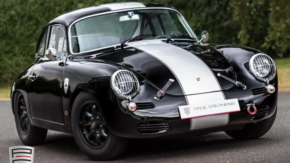Porsche 356 Outlaw Coupe