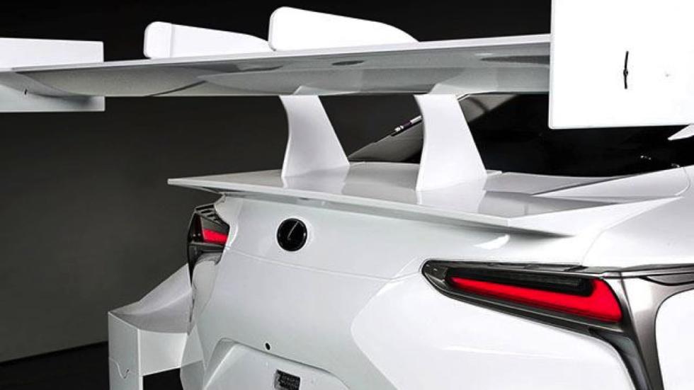 Lexus LC 500 Super GT aleron