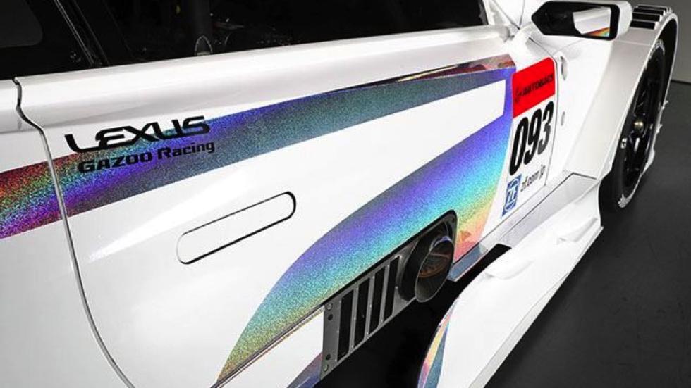 Lexus LC 500 Super GT diseno