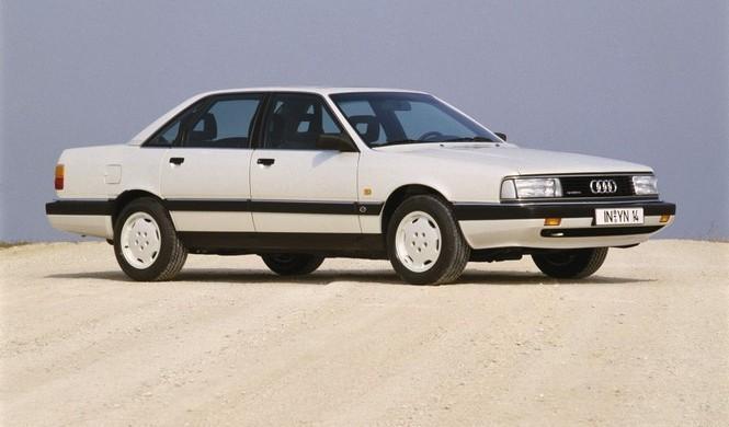 Audi cinco cilindros