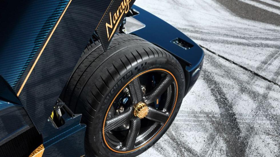 Koenigsegg Agera RS Nayara rueda