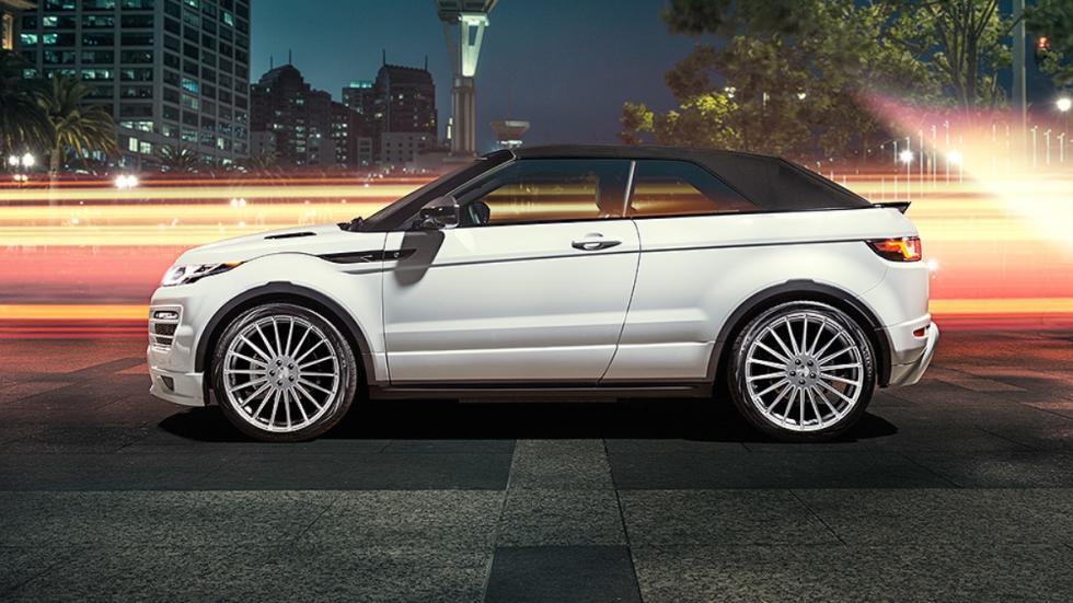 Hamann Range Rover Evoque Cabrio