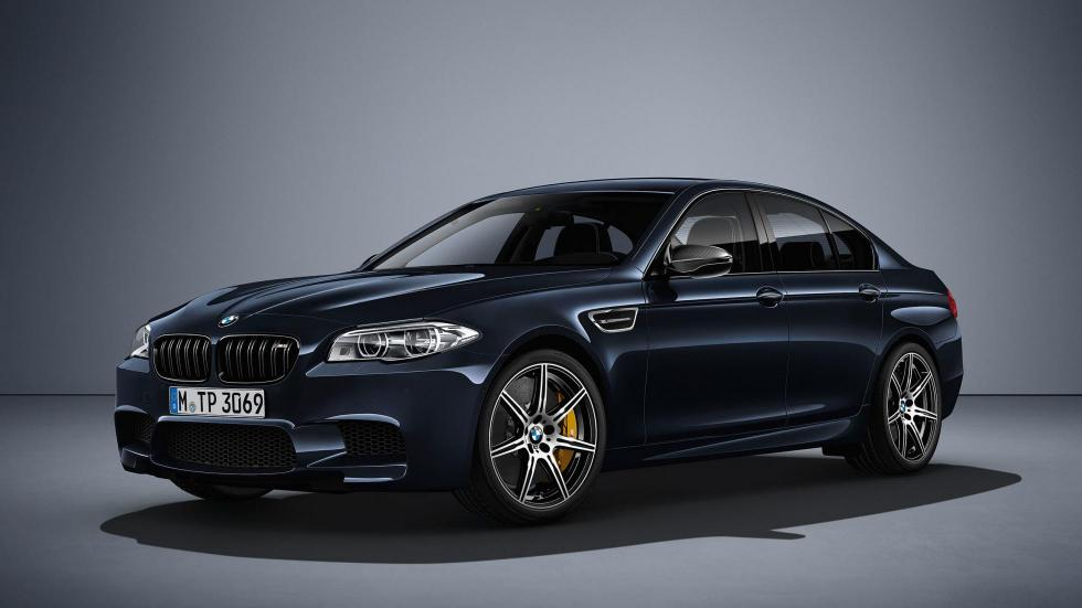BMW M5 Competition Edition (II)