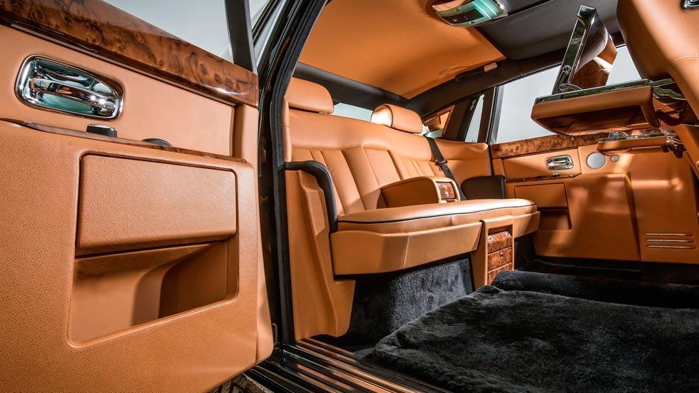Rolls-Royce Phantom lujo superlujo limusina Rolls