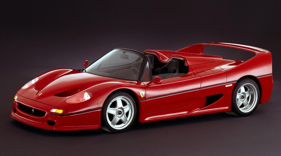 1- Es el heredero espiritual del Ferrari F50