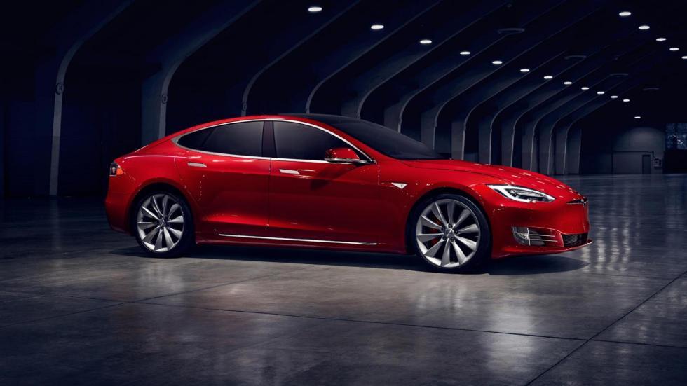 11. Tesla Model S