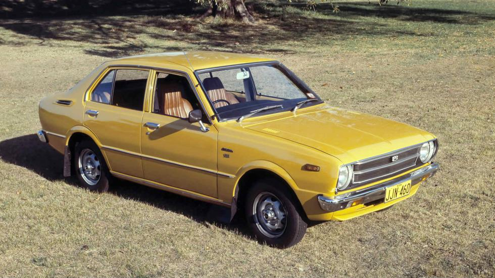 1974 - Tercera Generación Toyota Corolla