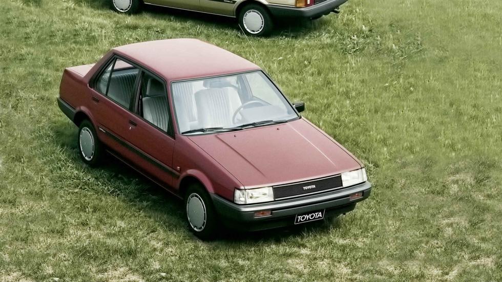 1983 - Quinta Generación Toyota Corolla
