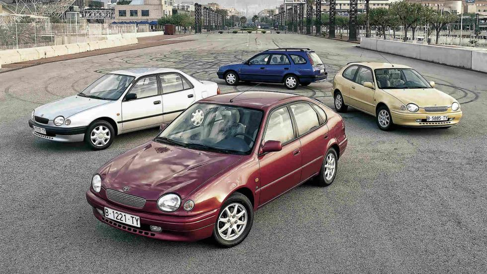 1995 - Octava Generación Toyota Corolla