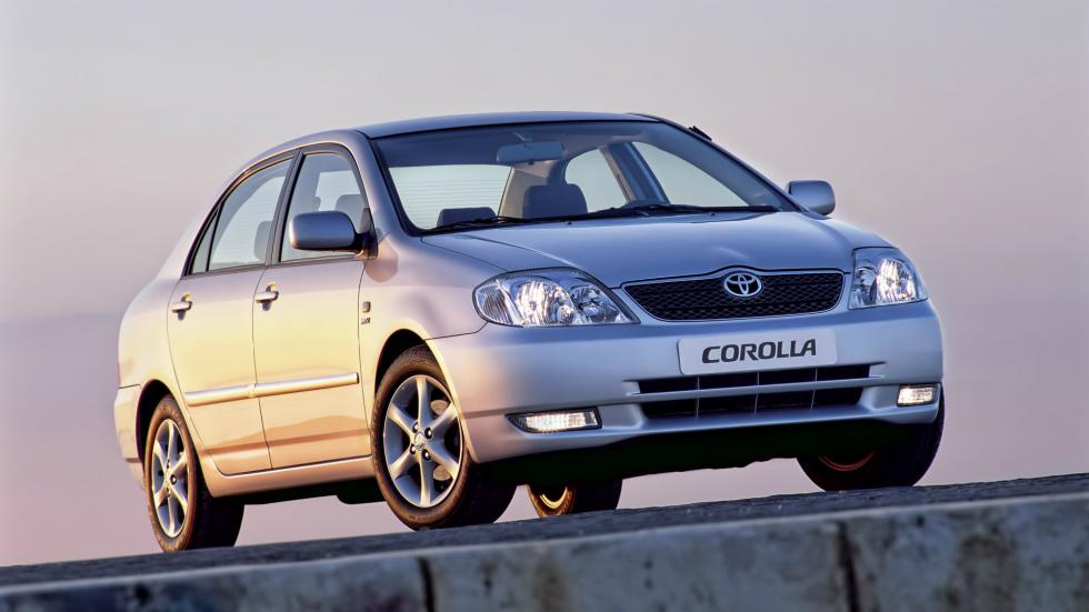 2000 - Novena Generación Toyota Corolla