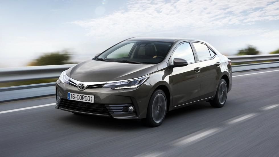 2016 - Undécima Generación Toyota Corolla