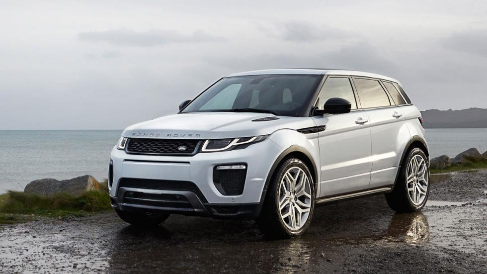 copias chinas coches Landwind X7 evoque
