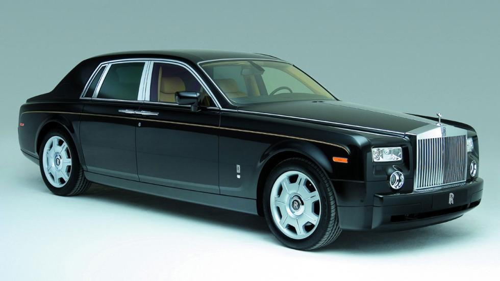 copias chinas coches Geely GE phantom