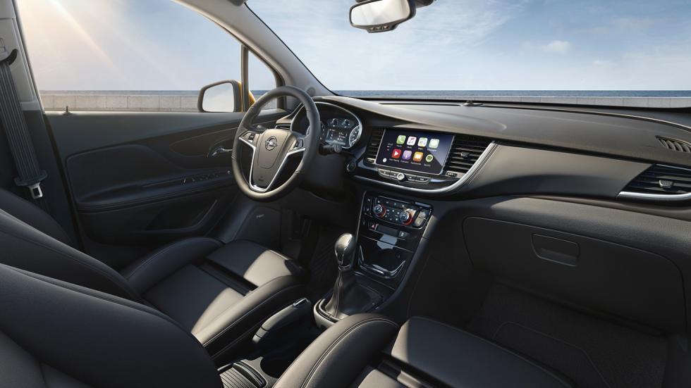 Opel Mokka X salpicadero