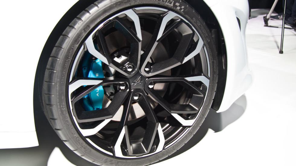 Alpine Vision Concept llanta